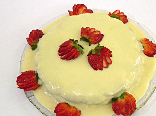 Enfeite De Torta ~ Receitas a La Paty