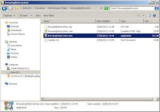 Cara Menyimpan Riwayat Web Browser Firefox, Chrome, Internet Explorer, Dan Safari Dengan BrowsingHistoryView-2