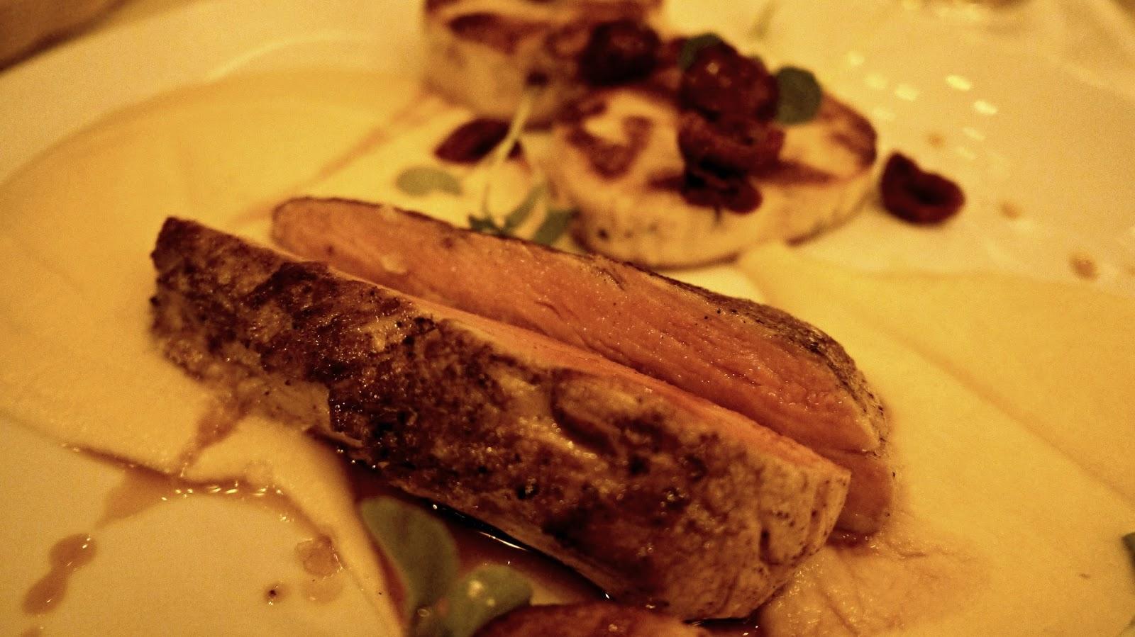 Aszú Étterem restaurant budapest lamb