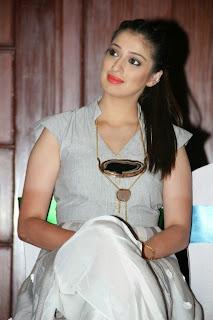 Actress Raai Laxmi Pictures at Oru Ticket Rendu Padam Press Meet 0001
