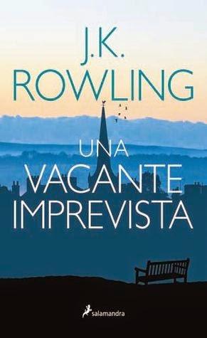 Una Vacante Imprevista J.K. Rowling