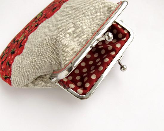 frame purse, кошельки