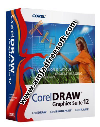 Descargar corel draw 12 full serial