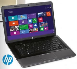 Laptop HP 650 Biedronka