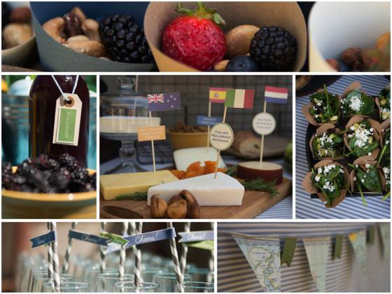 celebracion_jardin_bienvenida_mundo_buffet_ideas_presentar_bebe_amigos