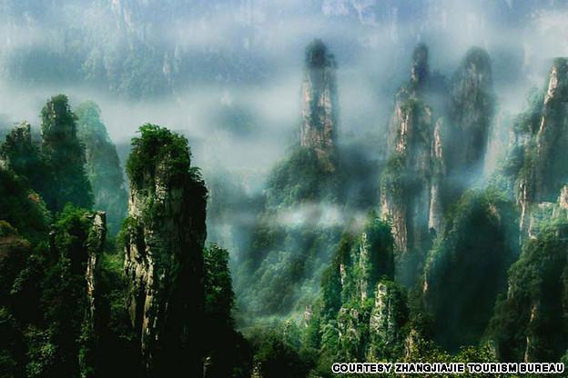 Hunan Zhangjiajie