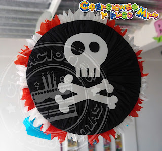 FIESTA JAKE Y LOS PIRATAS DE NUNCA JAMAS - JAKE AND PARTY Neverland