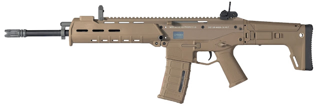 Cybergun Magpul PTS Masada, A&K Magpul PTS Masada, Arnies Airsoft, Airsoft 2Day, Pyramyd Airsoft Blog, Tom Harris Media,