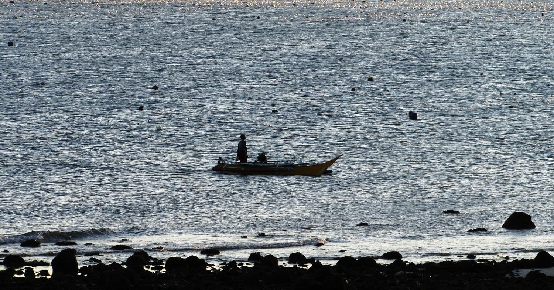 Sang Nelayan Pencari Nafkah