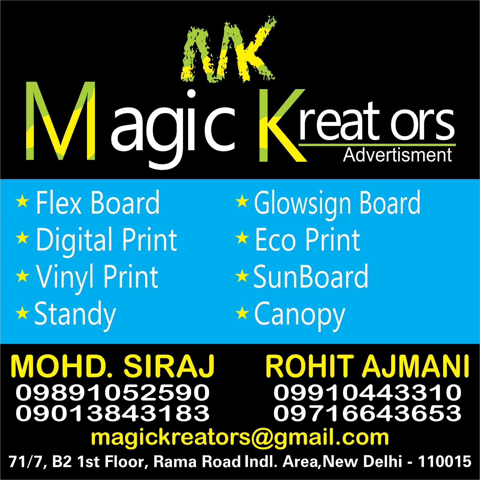 Magic Kreators