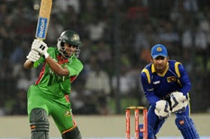 Bangladesh beat Sri Lanka by 5 wickets