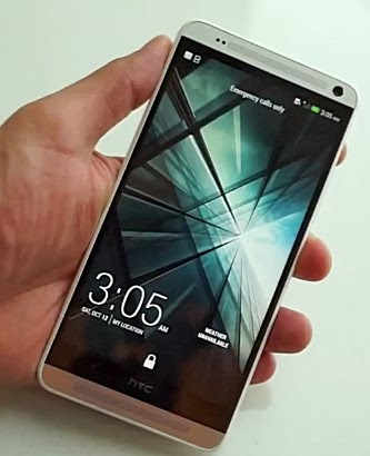 HTC One Max, HTC One Max Philippines
