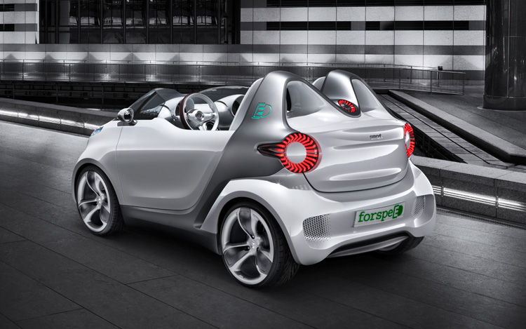 Smart Concept Electric Forspeed