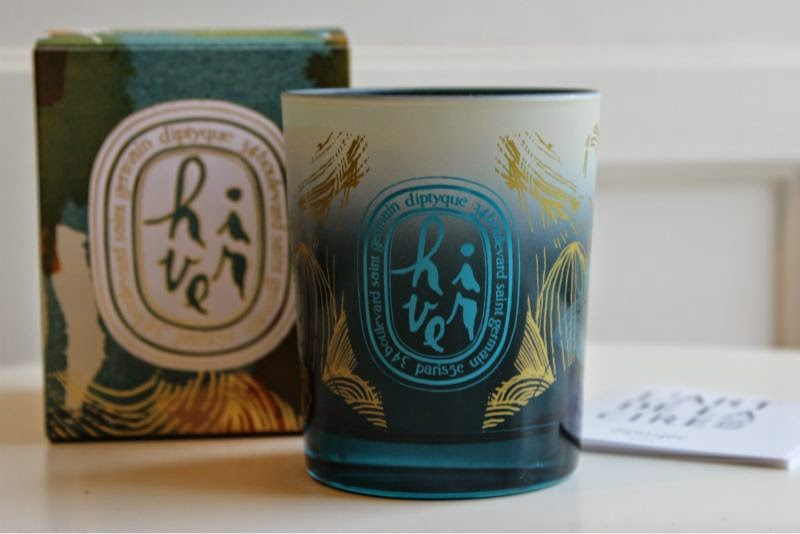 Diptyque Hiver Christmas Candle