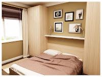 Дизайн проект однокомнатной квартиры в скандинавском стиле