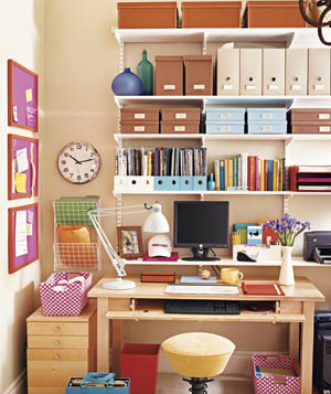 home office simple neat. Home Office Doesn\u0027t Mean It Can\u0027t Be Beautiful! I Would Love To Spend My Time Working In Jen\u0027s Space! She Has Everything Simple, Neat, And Organized. Simple Neat A