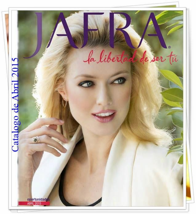 Catalogo Jafra Abril 2015