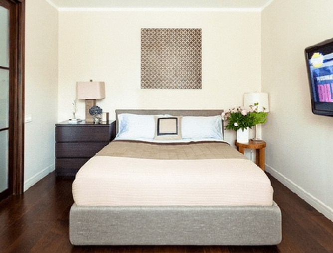 cara menata kamar tidur minimalis