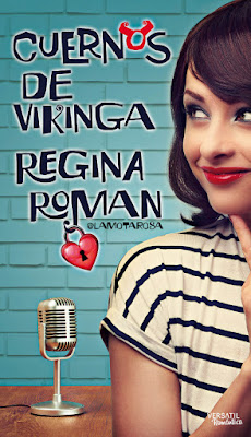 LIBRO - Cuernos de vikinga  Regina Roman (Versatil - 8 Febrero 2016)  NOVELA ROMANTICA - CHICK LIT  Edición papel & digital ebook kindle  Comprar en Amazon España