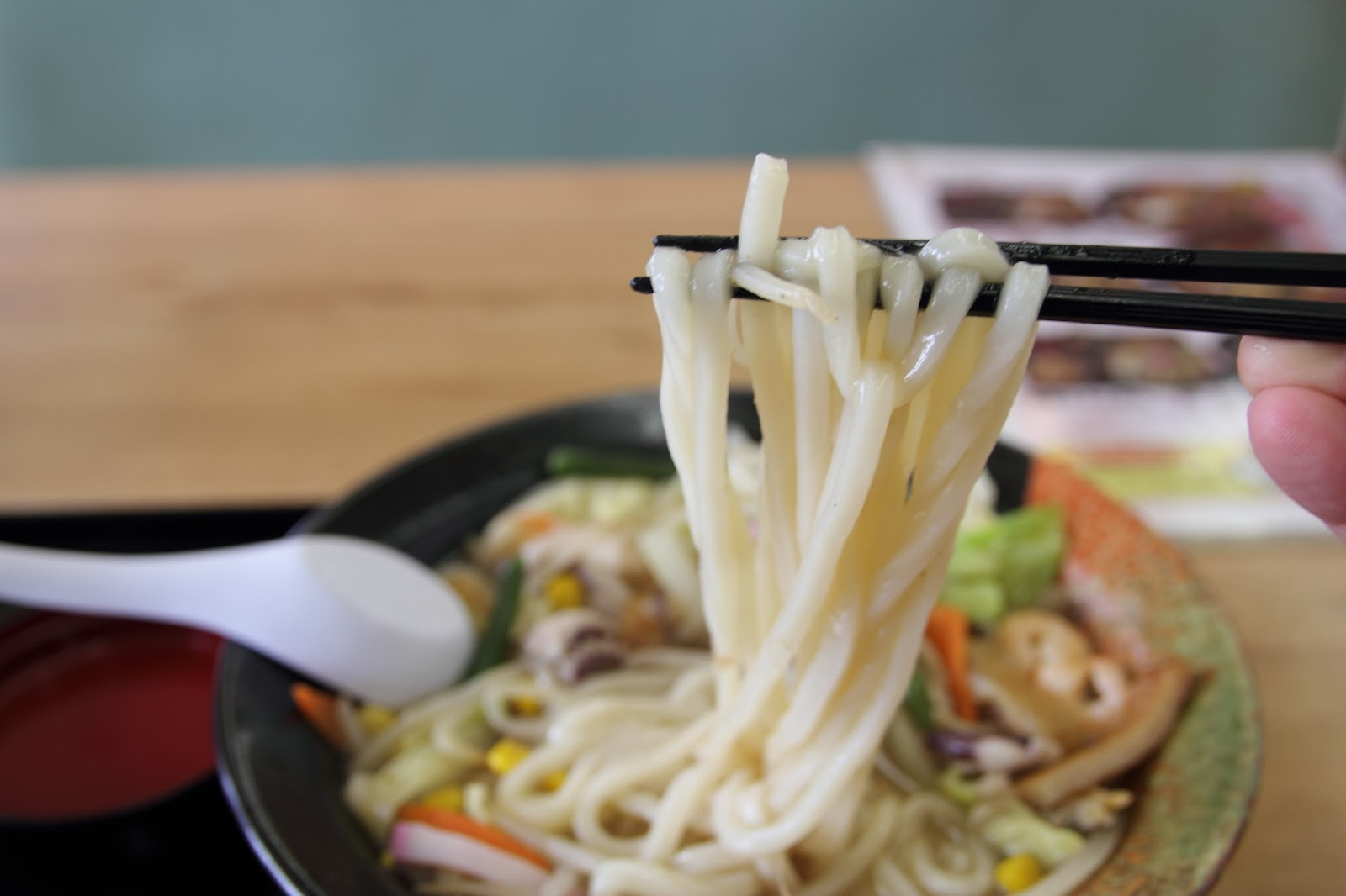 麺勝 和白店