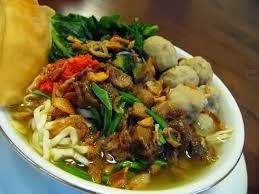 Resep Mie Kuah Ayam Topping Ebi