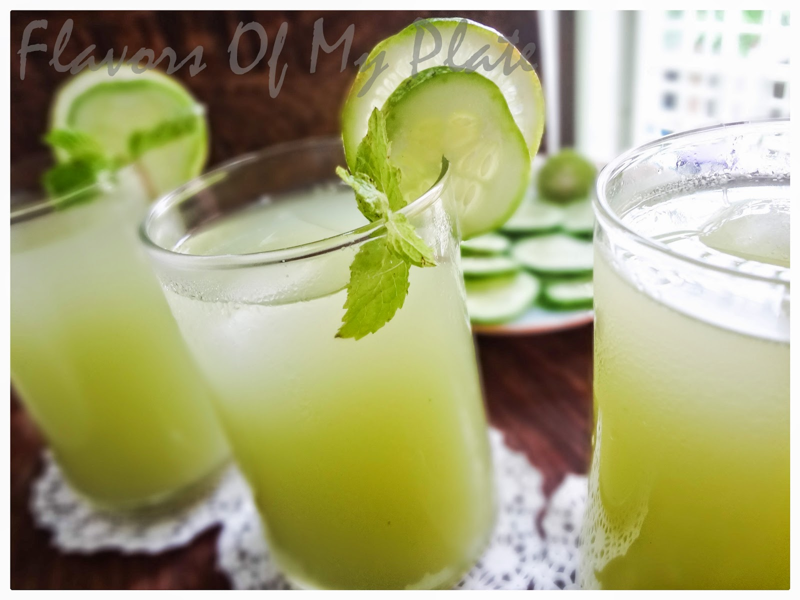 Mojito Drink Mix Recept