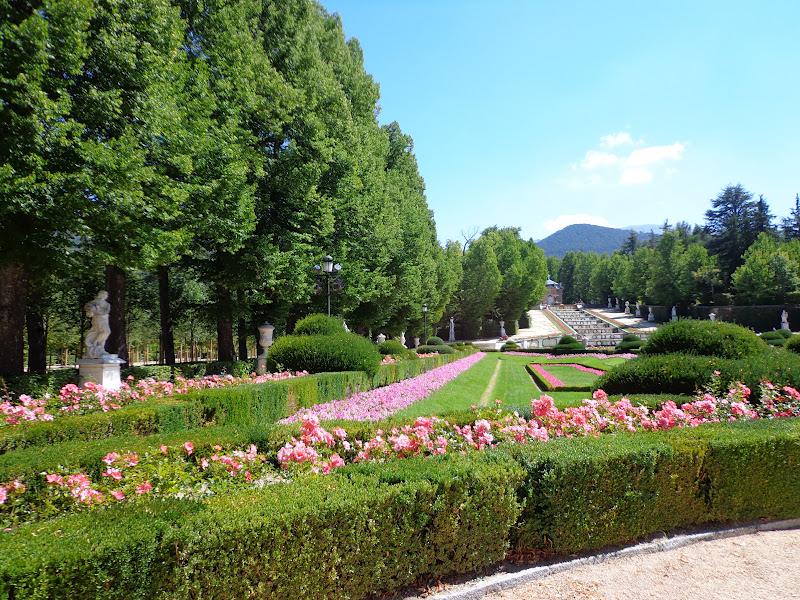 Gran capitan provida la granja de san ildefonso segovia for Jardines de san ildefonso