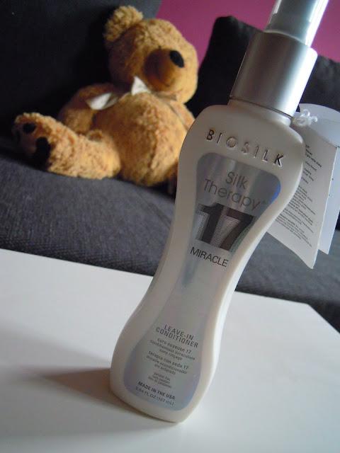 Recenzja odżywki Biosilk Silk therapy 17 miracle - odżywka dająca 17 cudów !