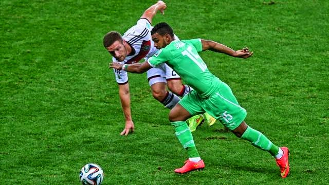 المانيا تتأهل و الجزائر قدمت مباراة مشرفة