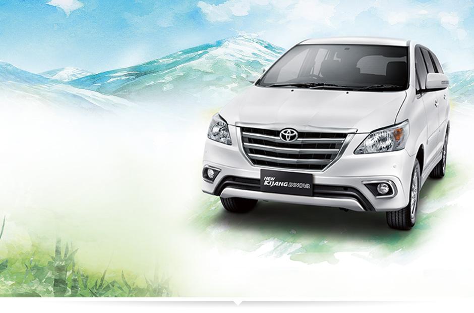 Harga Toyota NEW Kijang Innova 2014 (Grill)