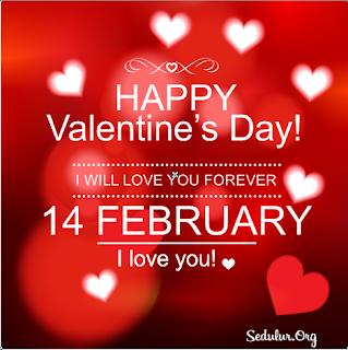 DP BBM Hari Valentine Day 2016