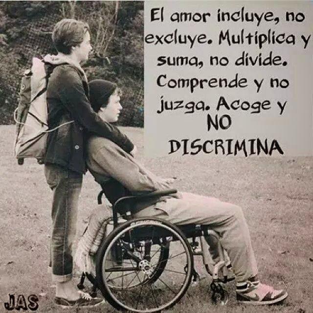 El Amor No Excluye | El Amor No Discrimina