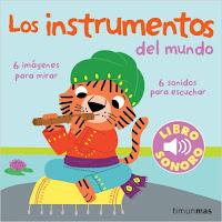 libros infantiles; libros sonoros, timunmas,
