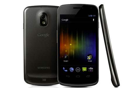 Samsung Galaxy Nexus - Hp Android Terbaik