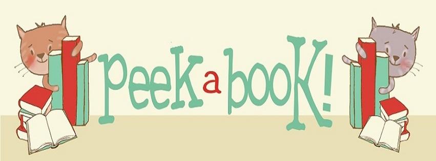 Peek-a-booK!
