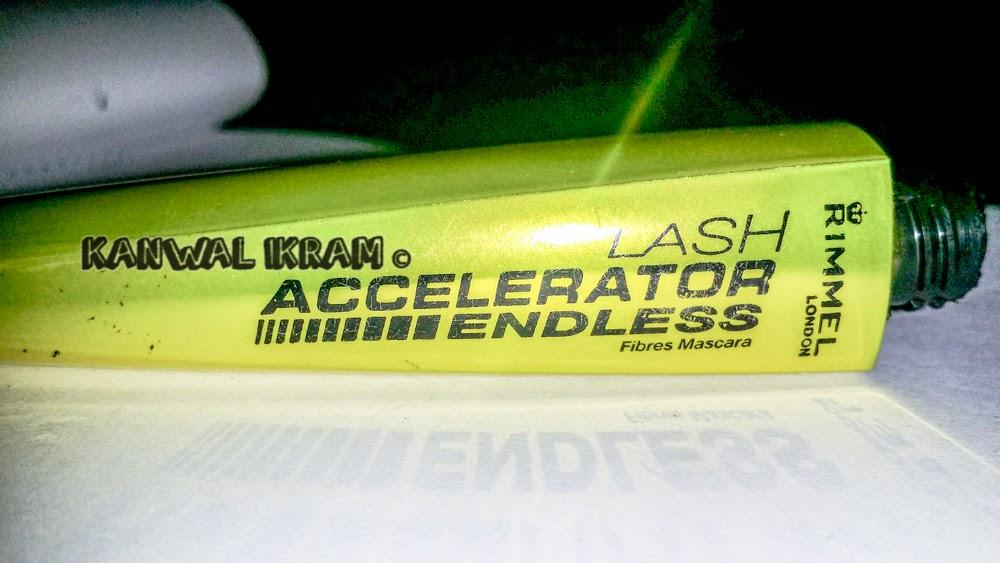 Rimmel London Lash Accelerator Endless Mascara