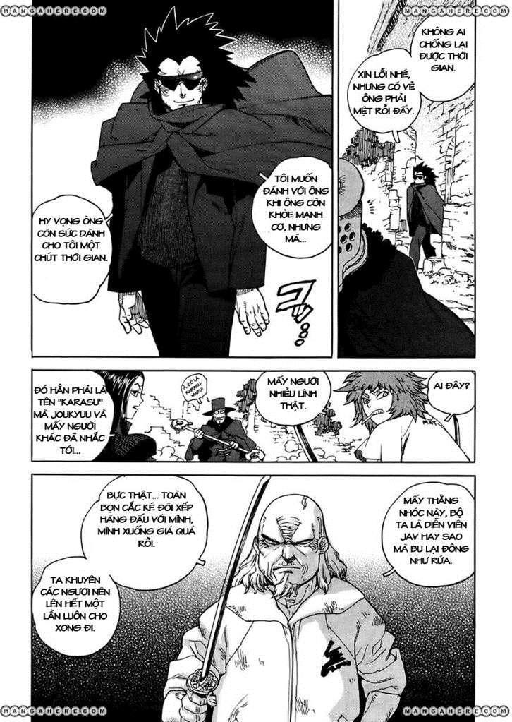 Aiki chap 91 - Trang 22