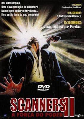 Filme Scanners 2 : A Força Do Poder   Dublado