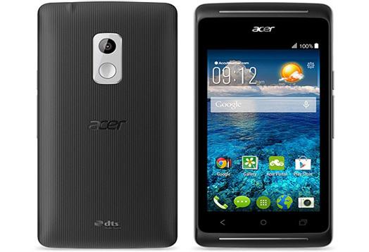 Spesifikasi dan Harga Acer Liquid Z205