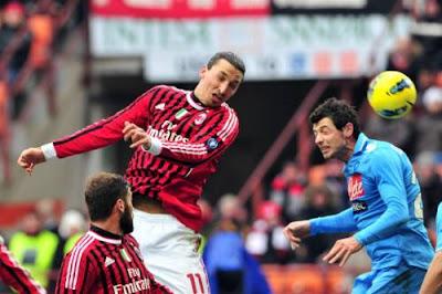 Video gol Serie A 5 febbraio