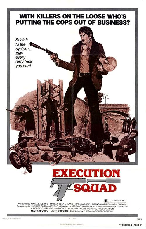 Execution Squad (1972) La polizia ringrazia