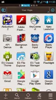 aplikasi file manager es file explorer