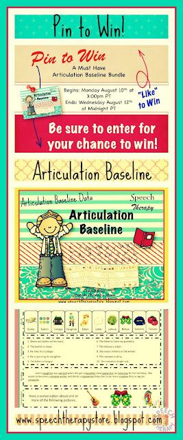 Articulation Baseline