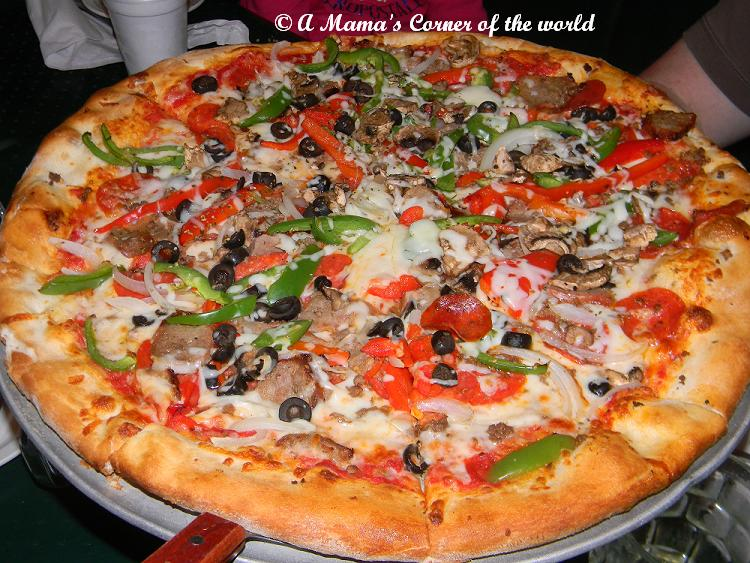 Best Italian restaurant in Gatlinburg, Tennessee