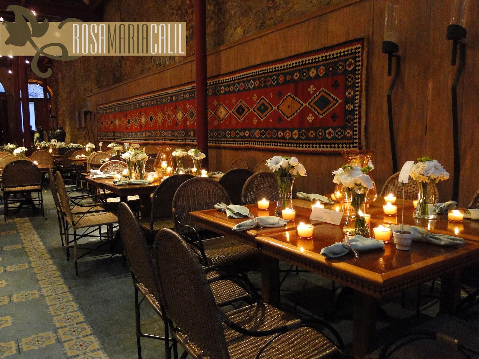 Um clássico com toques rústicos -> Decoração De Restaurante Rustico