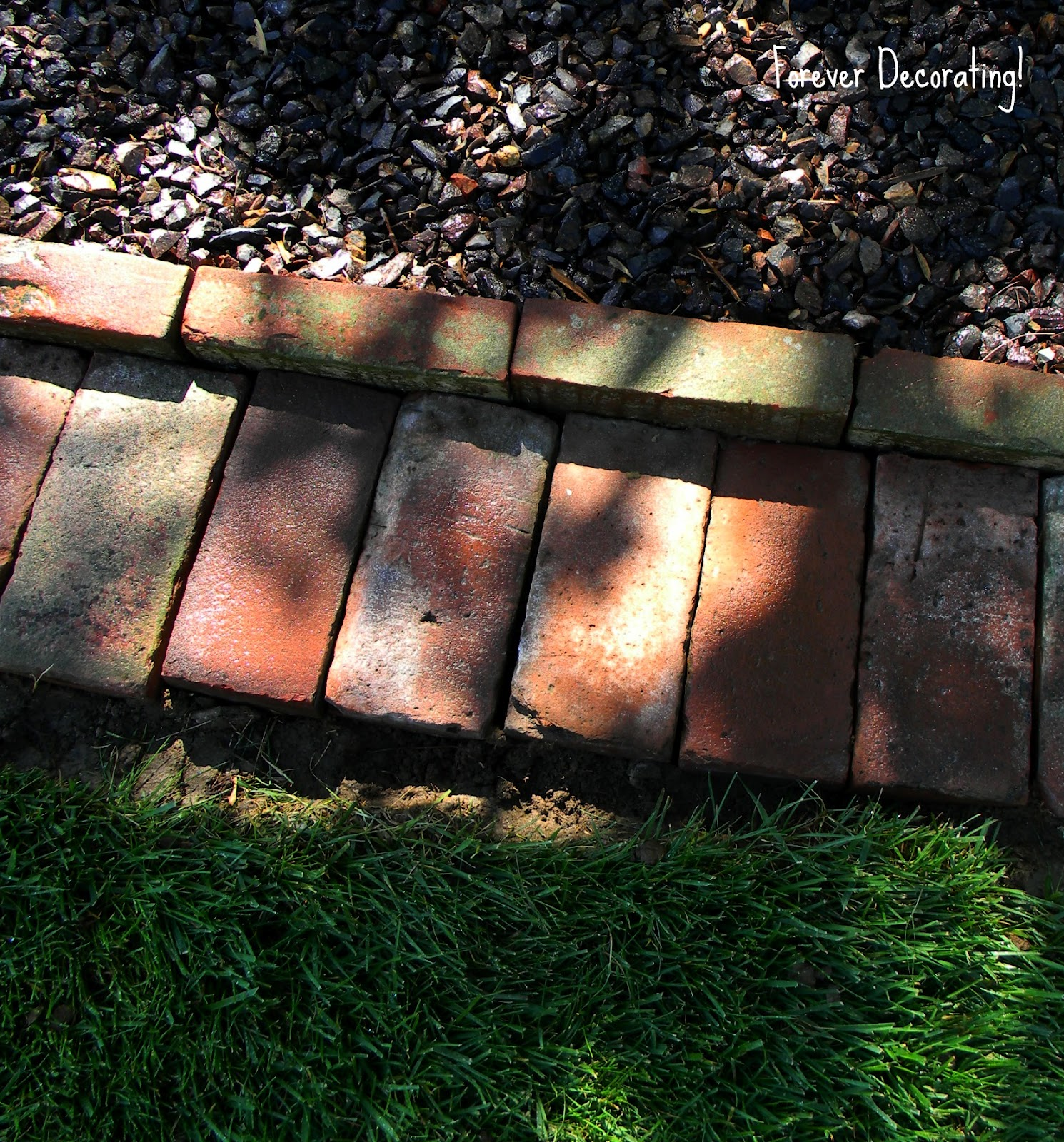 Old brick wall as a frame 01 stock photo image 18377500 - Filename Brickborder2 Jpg
