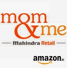 50% off on Mom & Me baby and kids products from Rs. 44 at amazon.in