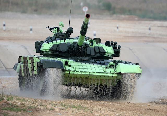 Según declaraciones de altos funcionarios, el Ejército Nicaraguense comprará tanques T-72B3 para reemplazar sus vetustos T-55. El presidente Ortega también manifestó la intención de comprar aviones de combate.