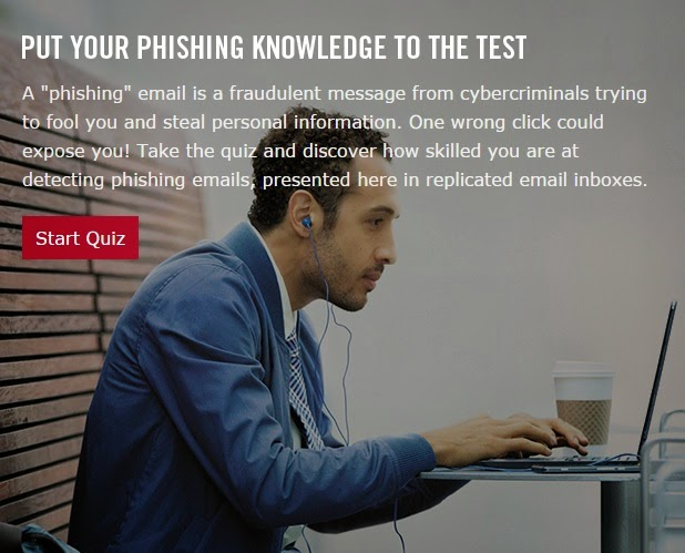 Phishing Knowledge Quiz