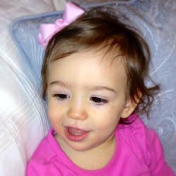 Josie 15 months